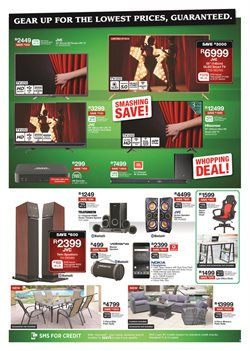 Smartphones offers in the House & Home catalogue in Cape Town