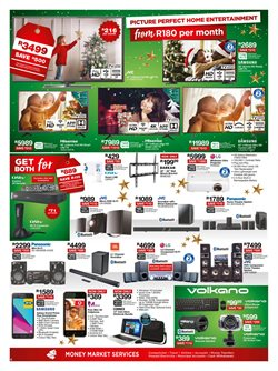 Computers & electronics offers in the House & Home catalogue in Cape Town