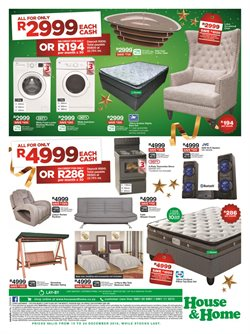 Toys offers in the House & Home catalogue in Cape Town