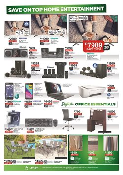 Computer offers in the House & Home catalogue in Klerksdorp