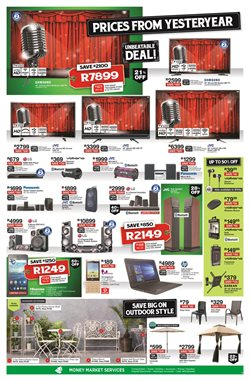 TV offers in the House & Home catalogue in Cape Town