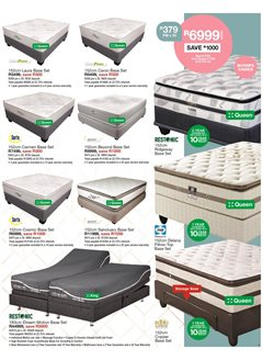 Bed offers in the House & Home catalogue in Cape Town