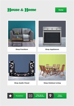 Furniture offers in the House & Home catalogue in Khayelitsha