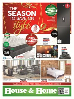 House & Home deals in the Soweto special