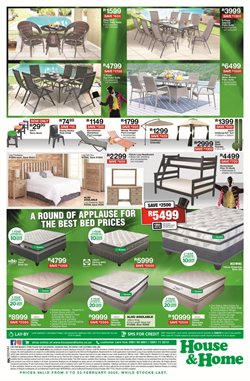 Chairs specials in House & Home