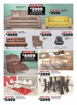 Armchair specials in House & Home