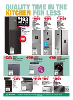 Cooler specials in House & Home