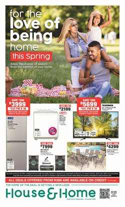 House & Home catalogue in Cape Town ( 3 days left )