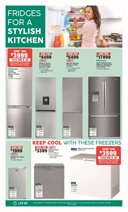 Chest freezer specials in House & Home