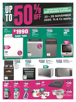 Samsung offers in the House & Home catalogue ( Expires tomorrow)