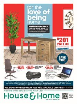 House & Home catalogue ( 8 days left )