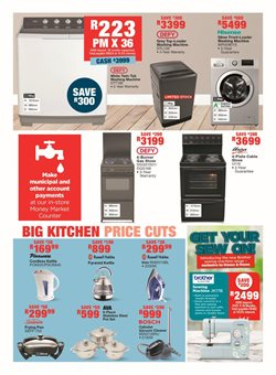 Stove specials in House & Home