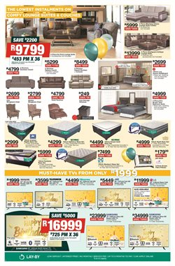 Home & Furniture offers in the House & Home catalogue ( 2 days ago )