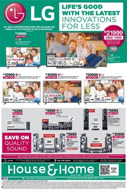 House & Home offers in the House & Home catalogue ( Expires today)