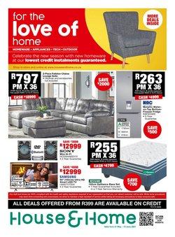 House & Home catalogue ( Expires tomorrow)