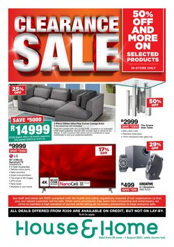 Home & Furniture offers in the House & Home catalogue ( 7 days left)