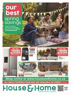 Home & Furniture offers in the House & Home catalogue ( 8 days left)