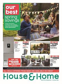 House & Home catalogue ( 8 days left)