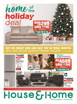 House & Home catalogue ( 5 days left)