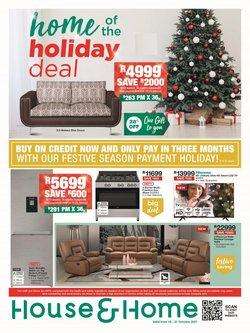 House & Home catalogue ( 9 days left)