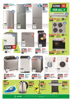 Washing machine offers in the House & Home catalogue in Cape Town