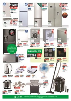 LG offers in the House & Home catalogue in Cape Town