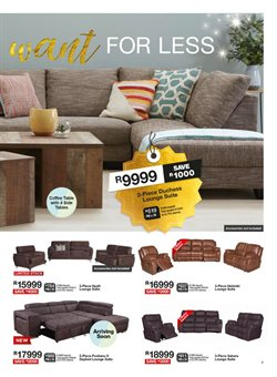 Table offers in the House & Home catalogue in Cape Town