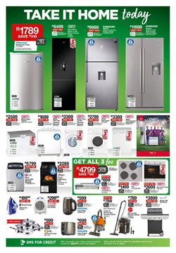 Freezer Offers In The House U0026 Home Catalogue In Kimberley