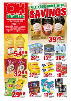 OK Grocer offers in the OK Grocer catalogue ( 1 day ago)