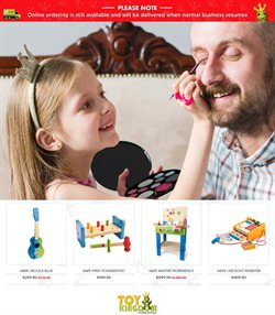 Babies, Kids & Toys offers in the Toy Kingdom catalogue in Cape Town ( 26 days left )