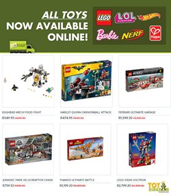 Toy Kingdom catalogue ( More than a month )
