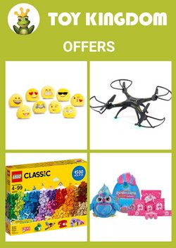 Toy Kingdom catalogue ( Published today )
