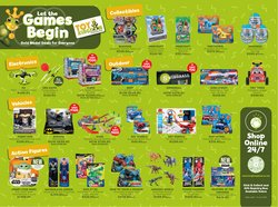 Babies, Kids & Toys offers in the Toy Kingdom catalogue ( Expires today)