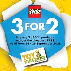 Babies, Kids & Toys offers in the Toy Kingdom catalogue ( 1 day ago)