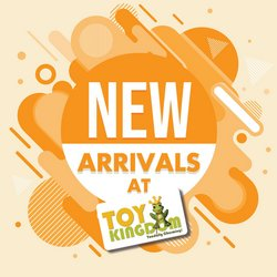 Babies, Kids & Toys offers in the Toy Kingdom catalogue ( Published today)