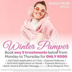 Dream Nails Beauty offers in the Dream Nails Beauty catalogue ( 6 days left)