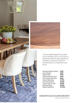 Lamp offers in the Coricraft catalogue in Khayelitsha