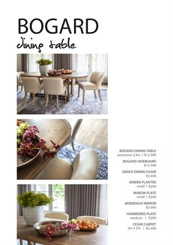 Mirror offers in the Coricraft catalogue in Cape Town