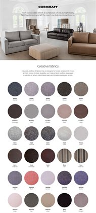 Cement specials in Coricraft
