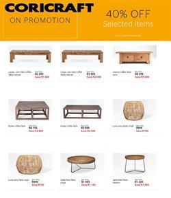 Home & Furniture offers in the Coricraft catalogue in Pretoria ( 19 days left )