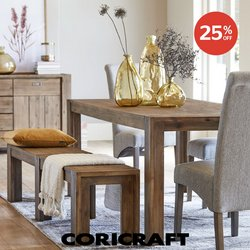 Coricraft offers in the Coricraft catalogue ( Published today)