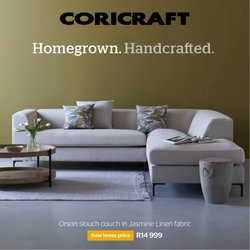 Home & Furniture offers in the Coricraft catalogue ( 9 days left)