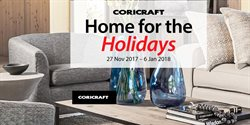 Home & Furniture offers in the Coricraft catalogue in Cape Town