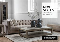 Home & Furniture offers in the Coricraft catalogue in Johannesburg