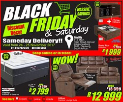 Home & Furniture offers in the Discount Decor catalogue in Randburg