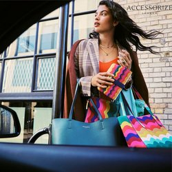 Accessorize offers in the Accessorize catalogue ( 11 days left)