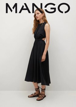 Clothes, Shoes & Accessories offers in the Mango catalogue ( Expires today)