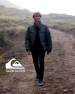 Quiksilver catalogue in Cape Town ( More than a month )