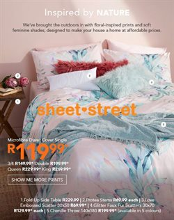 Sheet Street deals in the Sandton special