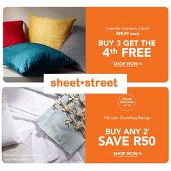 Sheet Street catalogue ( 5 days left)